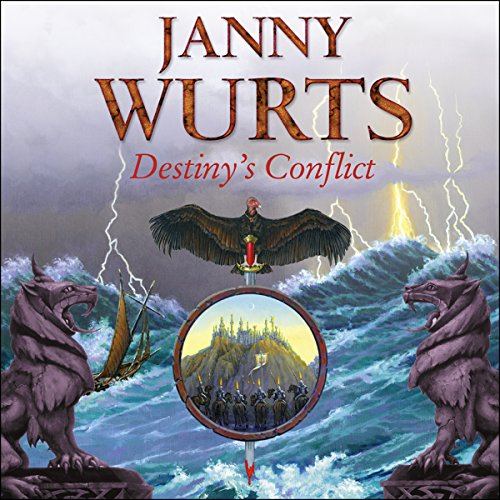 Couverture de Destiny's Conflict: Book Two of Sword of the Canon