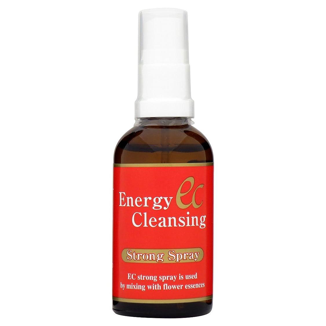 ケージ化粧熱ECストロングスプレー 50ml (エネルギークレンジング ストロングスプレー)
