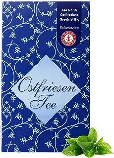 Schwarzer Tee Ostfriesland Tee Greetsiel Bio - Schwarztee lose - Schwarze Assam-Blatt-Mischung 500g