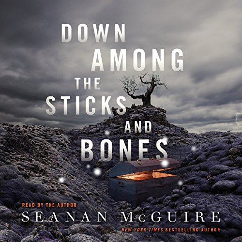 Down Among the Sticks and Bones audiobook cover art