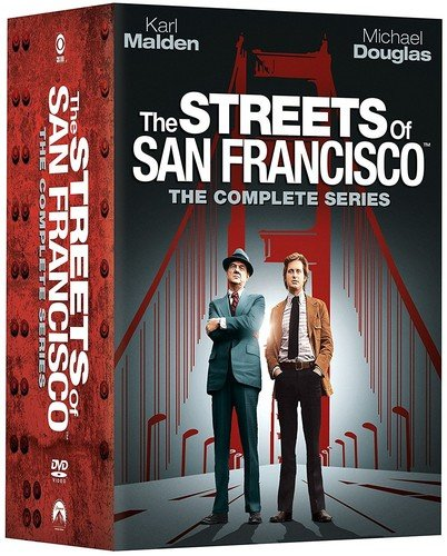The Streets Of San Francisco Complete Series DVD Boxset