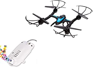 MJX X500 2.4G 6 Axis Gyro Drone Headless Mode 3D Roll Auto Return RC Quadcopter Helicopter With C4005 Wifi FPV Camera