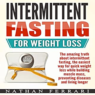 Intermittent Fasting for Weight Loss cover art