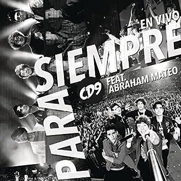 Para Siempre (All the Way) (En Vivo)