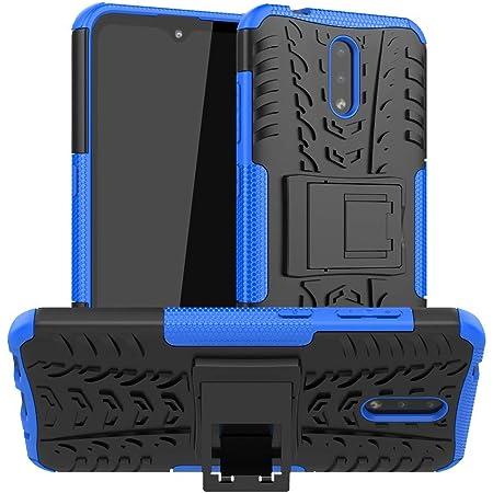 Soezit Poly Carbonate Back Cover for Nokia 2.3 - Blue