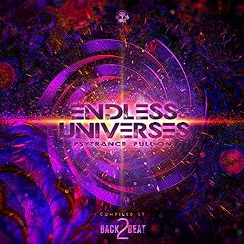 Phantom Box001: Endless Universes (Psytrance Full-On)