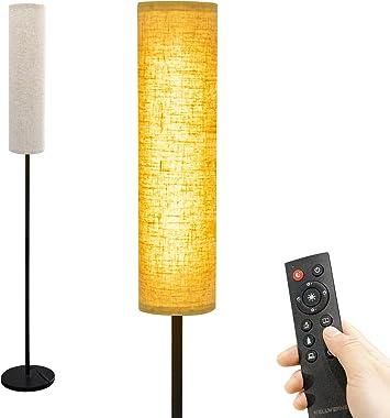 フロアライト LED スタンドライト 間接照明 ledライト フロアスタンド ランプ 照明スタンド リモコン 調光調色 インテリア照明 おしゃれ 組み立て式 ライトスタンド リビング 寝室用 勉強 仕事 読書適用 目に優しい フロアランプ ナイトライ