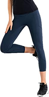 Yoga Clothes Hip Lift Elasticity Skin-friendly Tight-fitting Quick-drying Pants Yoga Pants Leggings for Yoga Pilates Joggi...