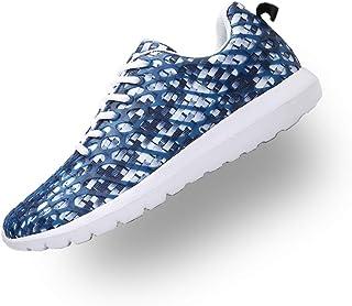 Sportschoenen voor dames en heren, ademend, loopschoenen, straatloopschoenen, voor indoor, outdoor, fitness, gym, wandelsc...