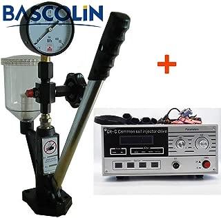 BASCOLIN Common Rail Injector Tester S60H Diesel Injector Tester Machine CR-C Fuel Injector Drive Tester Injector Common Rail