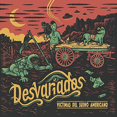 Desvariados - Víctimas Del Sueño Americano (Lp+Cd) [Vinilo]