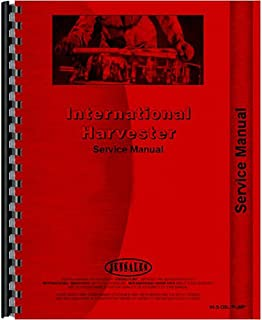 Service Manual for International Harvester Cub Cadet 73 106 107 126 127 147