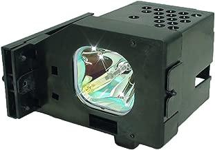 Lytio Premium for Panasonic TY-LA1000 TV Lamp with Housing TYLA 1000 (Original Philips Bulb Inside)