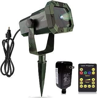 laser light projector programmable