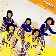 CD&DVD THE BEST フィンガー5(DVD付)