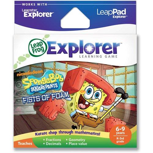 LeapFrog SpongeBob SquarePants Fists of Foam