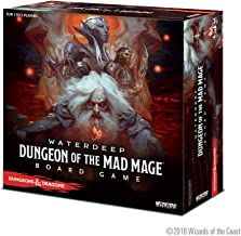 Wizkids Dungeons & Dragons 2018 Adventure System Board Game