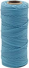 Tenn Well 328 Feet Mason Line, Twisted Masonry String Line for Gardening, Marking, and DIY projects