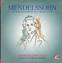 Mendelssohn: Hebrides Overture Op 26 Fingal's Cave