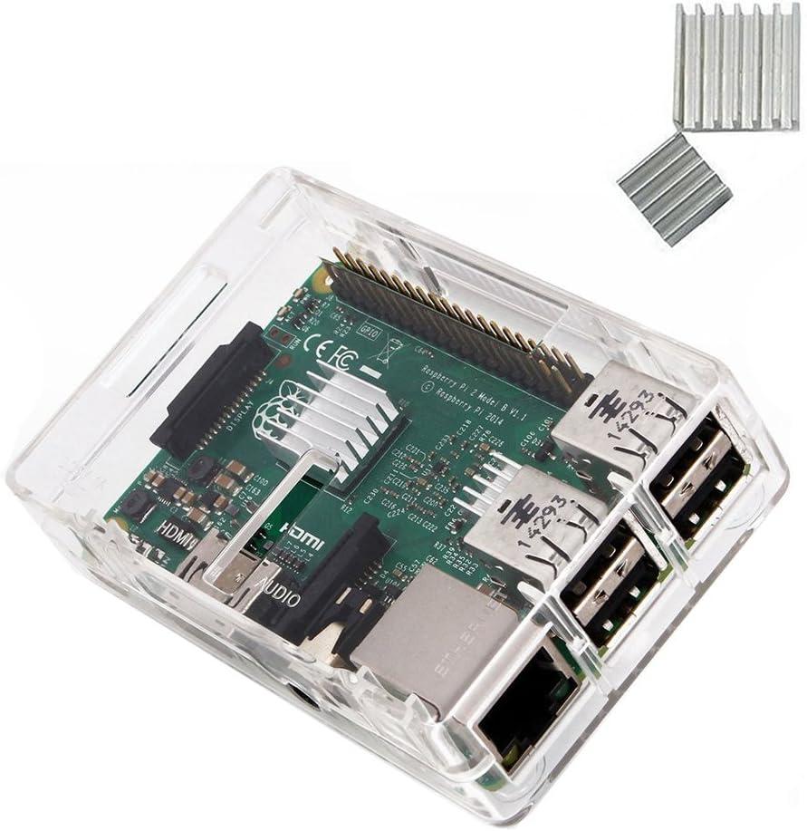 KuGi Raspberry Pi 3 Model B case PC Protective Case...