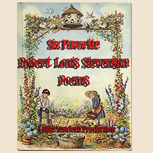 『Six Favorite Robert Louis Stevenson Poems』のカバーアート