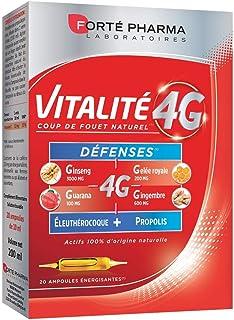 Forte Pharma Vitalite 4G défense 20 ampoules