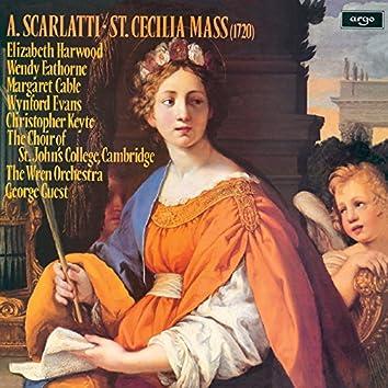 A.Scarlatti: St. Cecilia Mass