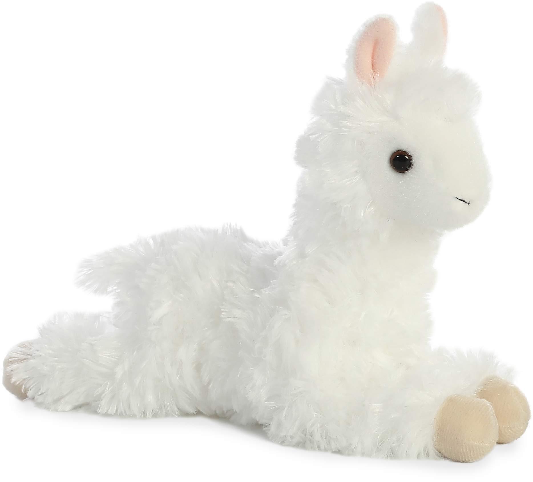 "Aurora - Mini Flopsie - 8"" Ansy Alpaca, Multi"