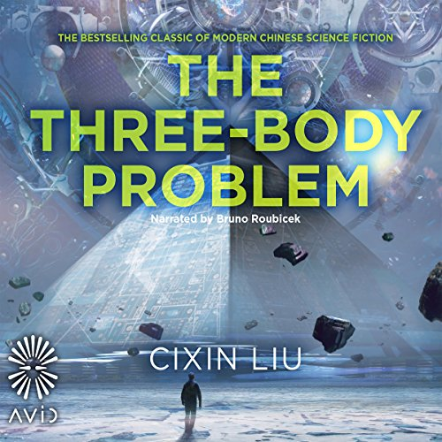 The Three-Body Problem  By  cover art