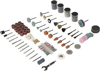 Silverline 267204 tillbehör för rotationsverktyg, 216 st. Skaft: 3,17 mm