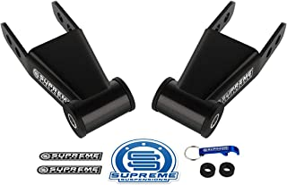 Supreme Suspensions - Rear Lowering Kit for 2004+ Nissan Titan 2