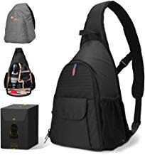 DSLR Camera Bag Waterproof Camera Sling Backpack with...