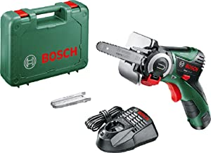 Bosch DIY Nanoblade Nanoblade Multipurpose Easy Cut 12 Battery and Case Wood Speed 65 – Protective Cap – Charger, 12 V 2.5 Ah, Maximum Cutting Depth: 65 mm, 0.9 Kg Camera Hand Strap