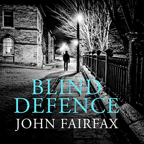 Blind Defence audiobook cover art