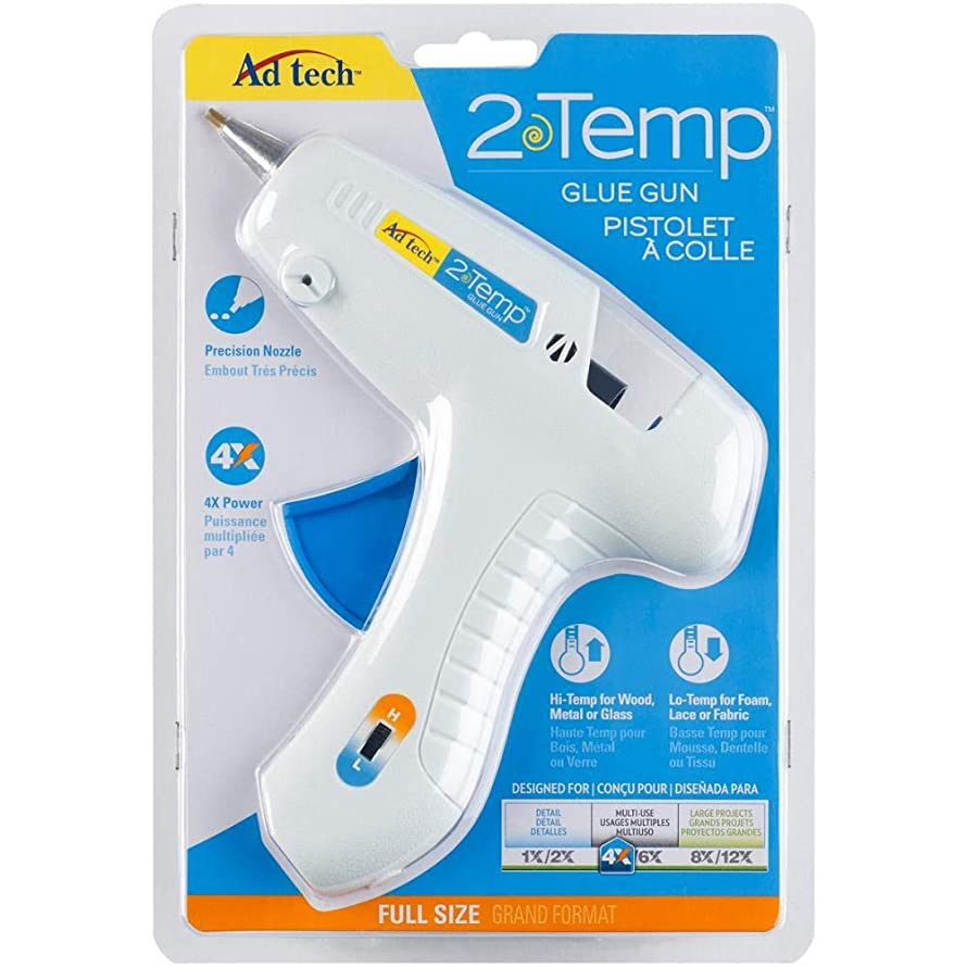 AdTech Glue Gun - 2 Temp