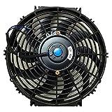 Best 12v Fans - UPGR8 Universal High Performance 12V Slim Electric Cooling Review