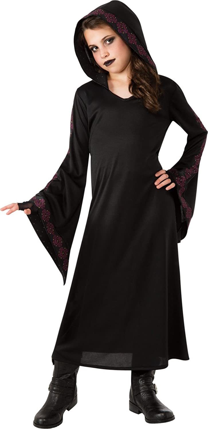 ahorra hasta un 80% Girl's Girl's Girl's Gothic Robe Costume, Large by Rubie's  colores increíbles