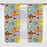 Pokemon Catch '183cm Vorhang Set