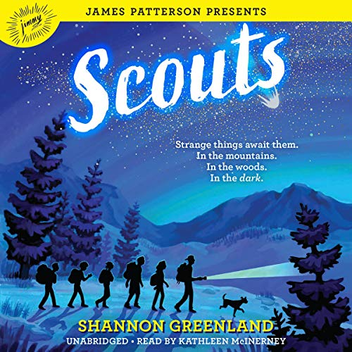 Scouts audiobook cover art