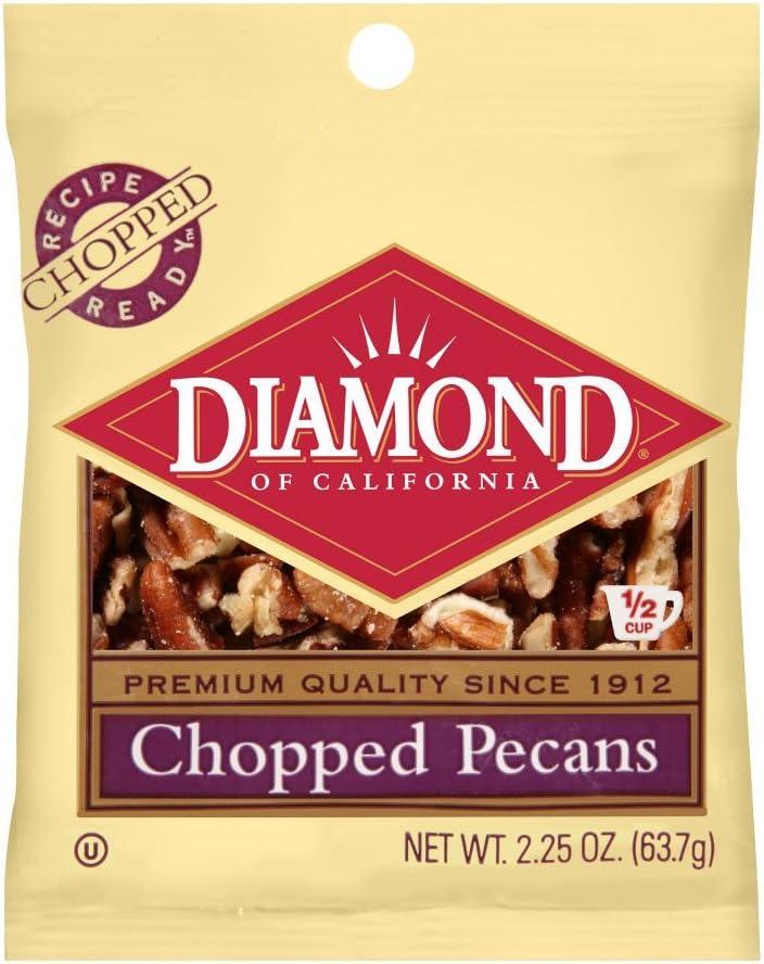 Diamond Chopped Pecans Japan's largest Super Special SALE held assortment 12 - Pack