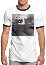 Alice Cooper The Eyes of Alice Cooper Round Neck Man Short Sleeve T-Shirt