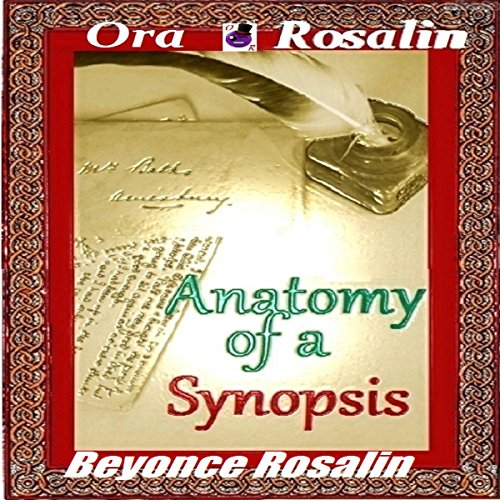 The Anatomy of a Novel Synopsis audiobook cover art
