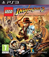 LEGO Indiana Jones 2: The Adventure Continues (PS3) by ACTIVISION