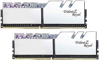G.Skill Trident Z Royal F4-3000C16D-16GTRS módulo de - Memoria (16 GB, 2 x 8 GB, DDR4, 3000 MHz, 288-pin DIMM)