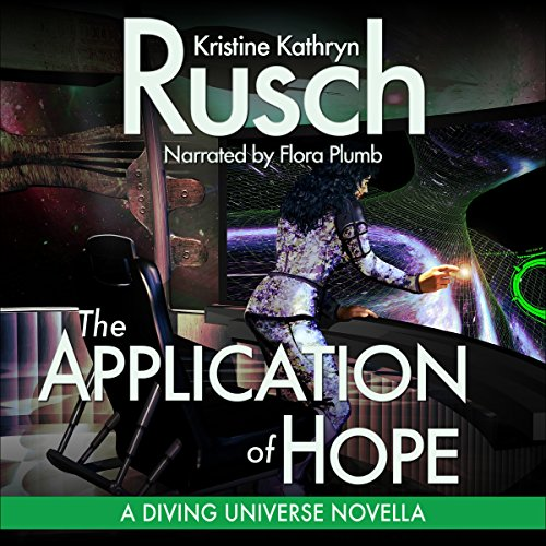 The Application of Hope audiobook cover art