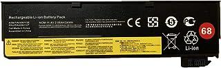 交換用高性能バッテリー Lenovo ThinkPad X240 X250 X260 X270 T440 T450 T550 T560 X240Sなど用 電池(68) 11.4V 24Wh 3セル 交換バッテリー