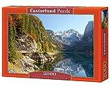Castorland - C-200368-2 - Puzzle - Lac de Gosau - Autriche - 2000 Pièces