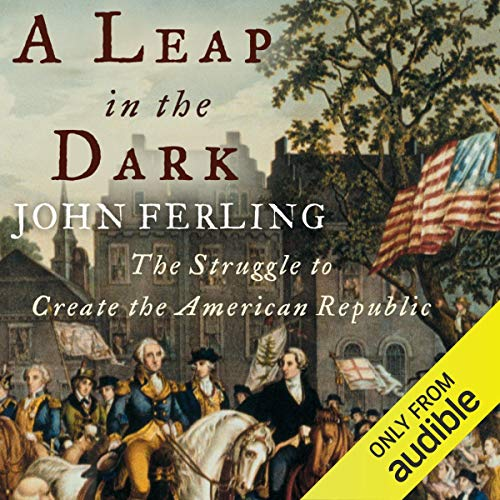 A Leap in the Dark cover art