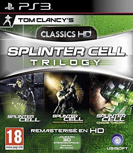Splinter Cell - Trilogy [Classics HD]