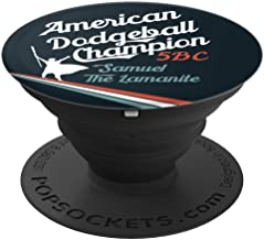Funny LDS Book of Mormon Samuel the Lamanite - PopSockets Grip and Stand for Phones and Tablets